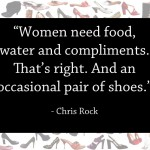 More Shoe Quotes to Kick Off Your Day