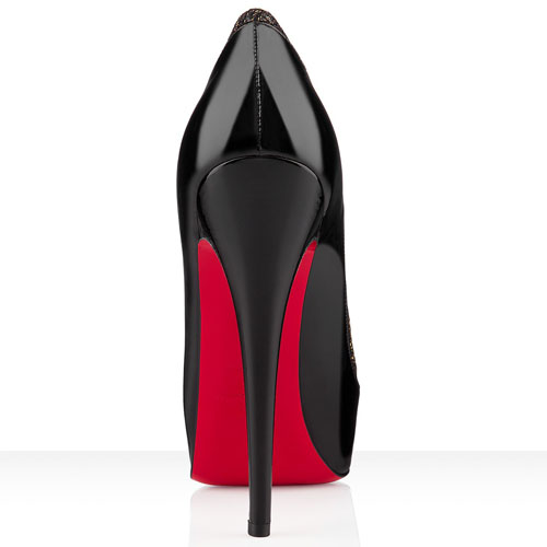 louboutin red sole