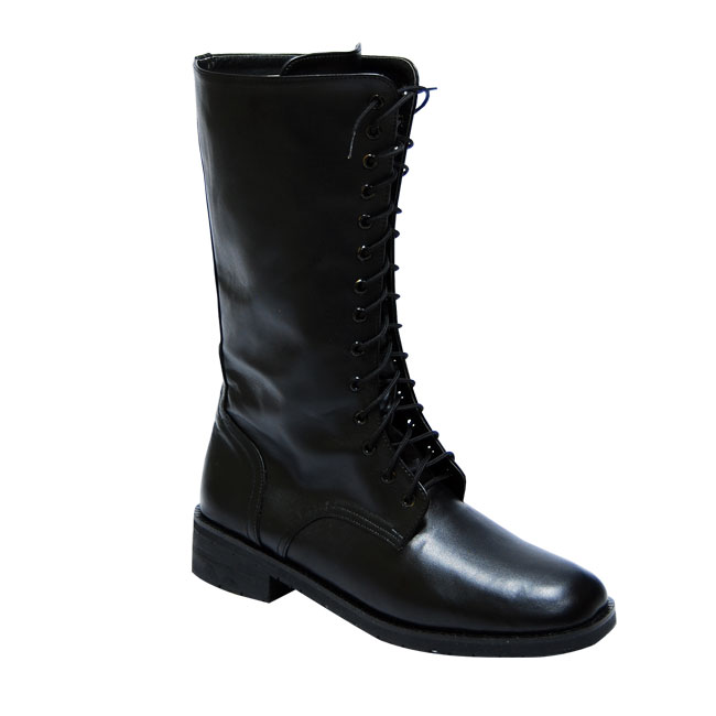 STORM boots from the She Likes Shoes August 2014 shoe closet