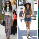 Style Icon: Vanessa Hudgens' Gypsy Bohemian Style: 8 Closet Must Haves