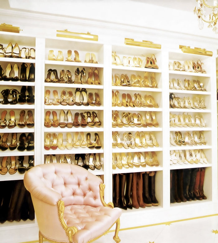 her walkin closet 2