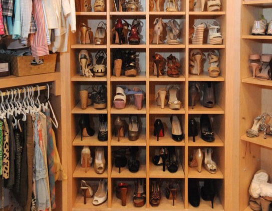 Celebrity Shoe Closets That We Covet She Likes Shoes Blog